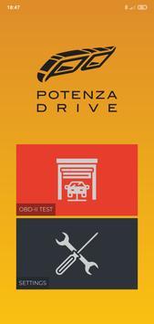 OBD2 Test for Potenza Drive (OBD2 ELM327) poster