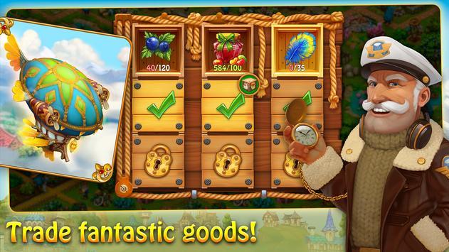 Charm Farm: Dorpspellen. Magisch Bosavontuur. screenshot 4