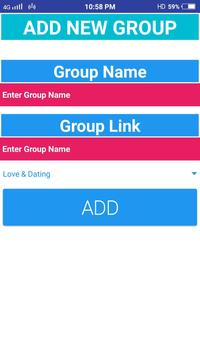 New Whats Group screenshot 3