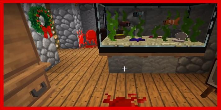 New Momo Horror Game Map Craft Mod 2019 screenshot 14