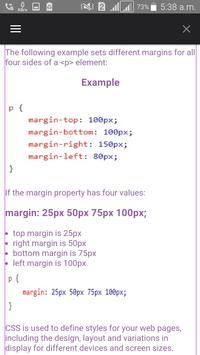 Learn HTML and CSS screenshot 3