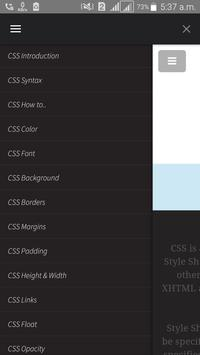 Learn HTML and CSS screenshot 6