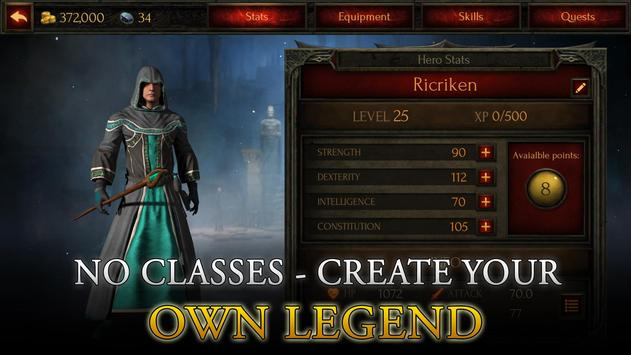 Arcane Quest Legends Screenshot 2
