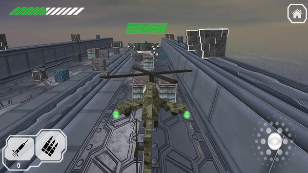 HELICOPTER ATTACK IN CITY screenshot 4