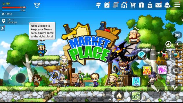 MapleStory M Screenshot 13