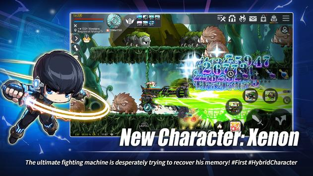 MapleStory M screenshot 1