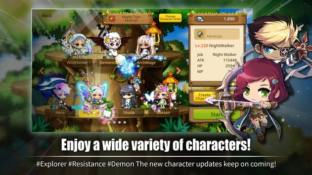MapleStory M screenshot 11