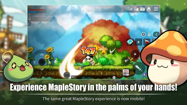 MapleStory M screenshot 2