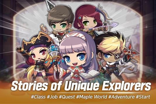 MapleStory M screenshot 4