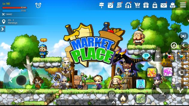 MapleStory M screenshot 7