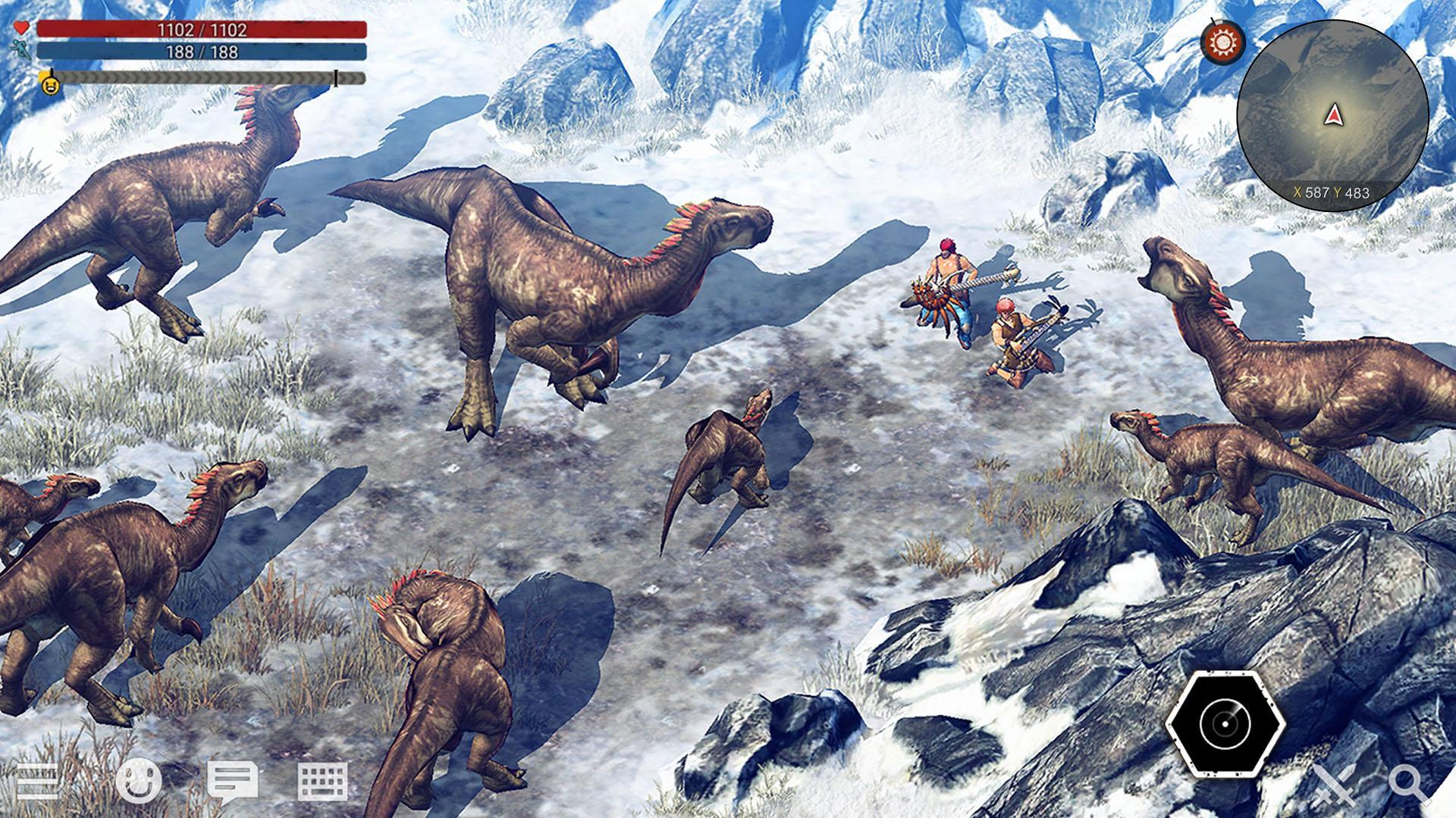 game durango wild lands Game Survival Online Android Terseru