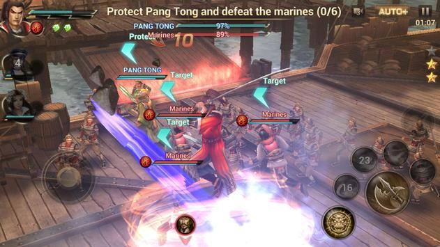 Dynasty Warriors: Unleashed スクリーンショット 6