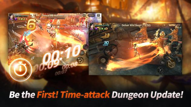 Dynasty Warriors: Unleashed ảnh chụp màn hình 1