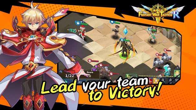 Fantasy War Tactics R 截图 2