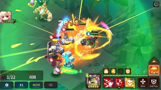 Fantasy War Tactics R screenshot 5