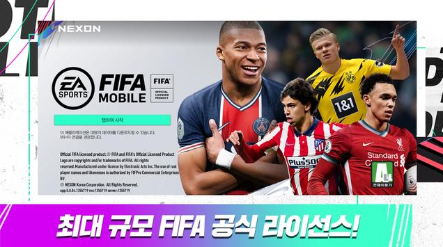 FIFA Mobile poster