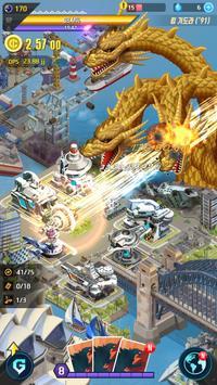 Godzilla Defense Force screenshot 5