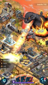 Godzilla Defense Force poster