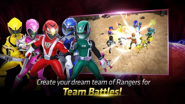 Power Rangers: All Stars स्क्रीनशॉट 9