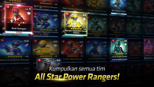 Power Rangers: All Stars screenshot 1