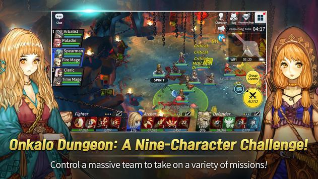 Spiritwish screenshot 2