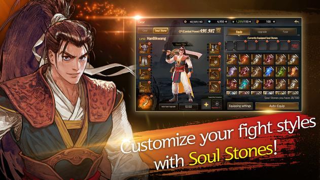 Yul-Hyul Kangho M: Ruler of the Land screenshot 11
