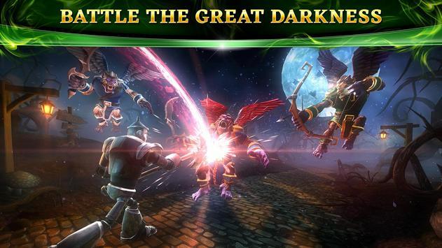 Oz: Broken Kingdom™ screenshot 1