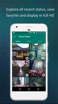 Status Saver - Downloader for WhatsApp screenshot 1