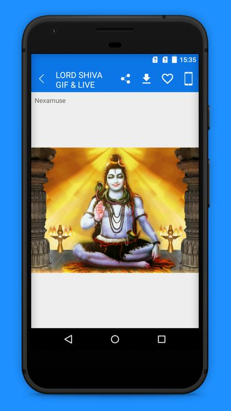 Lord Shiva Gif Live Wallpapers Collection For Android Apk Download