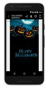 Halloween Wishes & Images 2019 screenshot 3