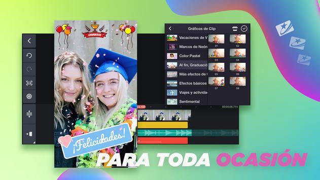 KineMaster captura de pantalla 4