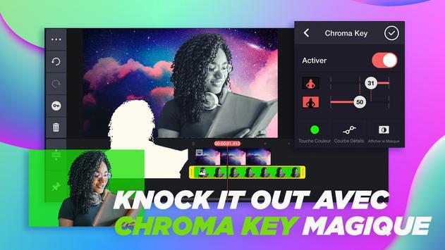 KineMaster capture d'écran 5