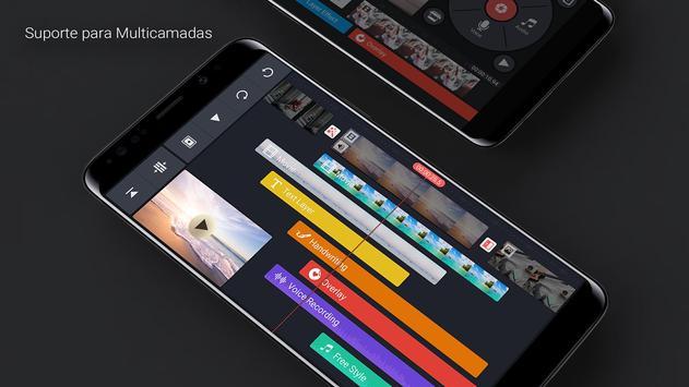 KineMaster imagem de tela 1