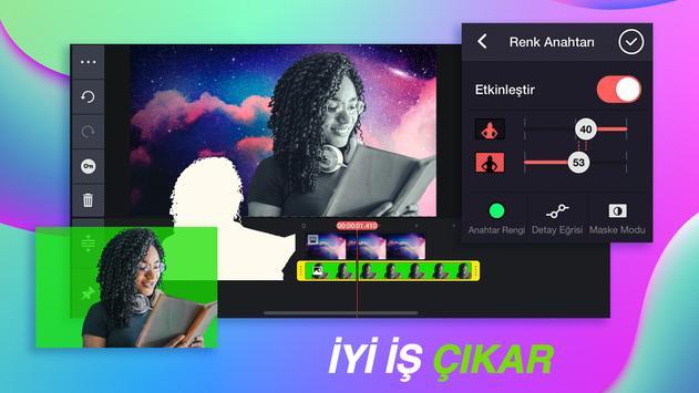 KineMaster Ekran Görüntüsü 5