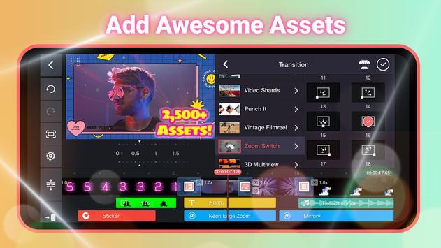 KineMaster screenshot 2