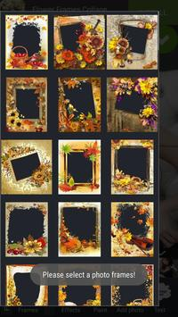 Autumn Photo Frames poster