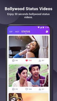 WhatsApp Status & Fun Video by MX Player-Joy Share screenshot 3