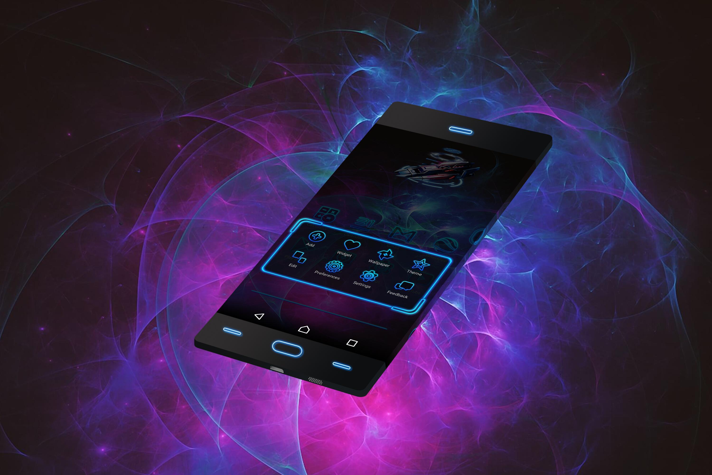 Aplikasi terbaru android samsung 3D Themes for Android
