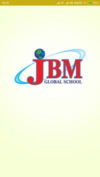 JBM GLOBAL SCHOOL poster