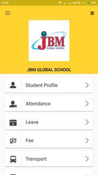 JBM GLOBAL SCHOOL screenshot 1