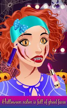 Halloween Dress up & Makeover - Color by Number screenshot 2