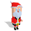 Christmas 3D Color by Number - Voxel, Pixel Art 3D アイコン