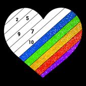 ikon Glitter Color