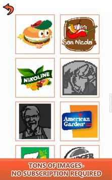 Food Logo 海報