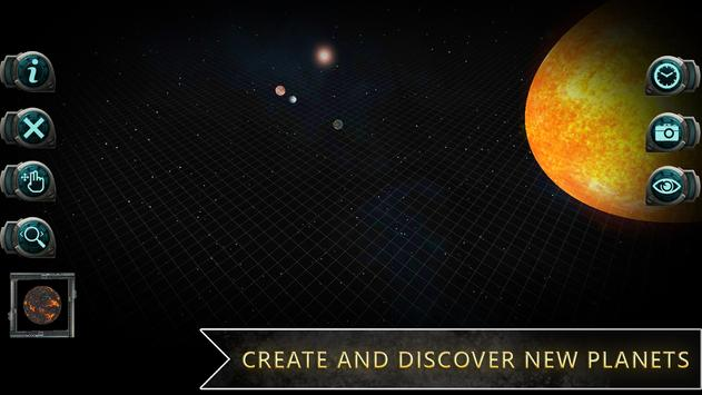 Universe Space Simulator : Merge Gravity Orbits 3D تصوير الشاشة 3