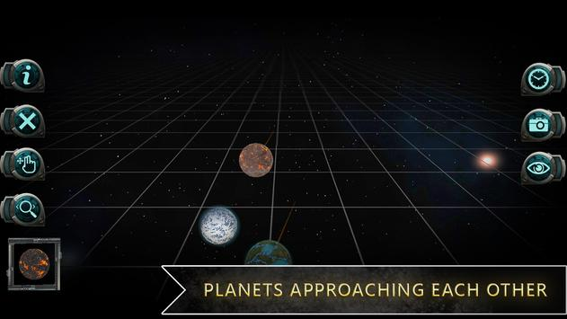 Universe Space Simulator : Merge Gravity Orbits 3D الملصق