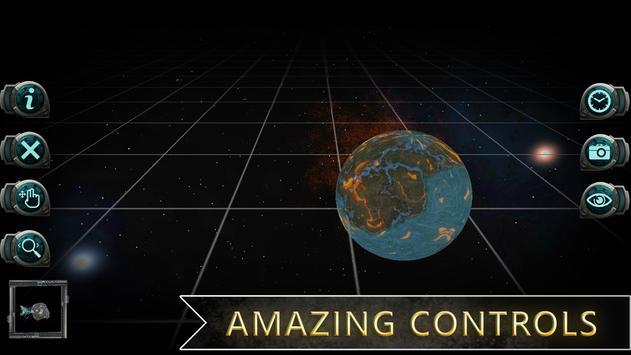 Universe Space Simulator : Merge Gravity Orbits 3D تصوير الشاشة 6