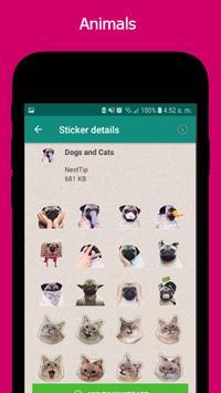 iStickMoji - WAStickerApps, Sticker, Animoji, Meme screenshot 1