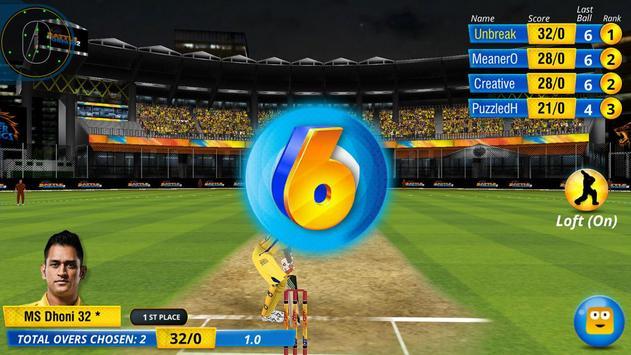 Chennai Super Kings Battle Of Chepauk 2 captura de pantalla 5