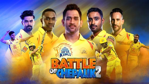 Chennai Super Kings Battle Of Chepauk 2 截圖 6